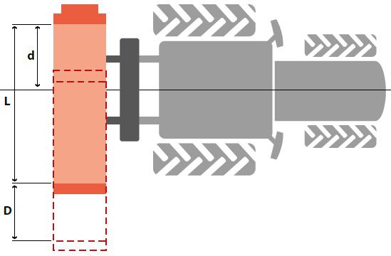 SEPPI M. Schlegelmulcher S9 dyna - Literale Seitenverschiebung