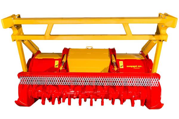 SEPPI M. STARFORST mit hydraulischer Drückevorrichtung