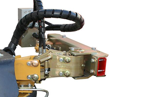 SEPPI M. Schwebe-Vorrichtung für X-FAST Schnellkupplung und PORT-X Geräteträger