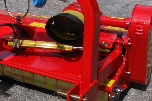 SEPPI M. SMO mit hydraulischer Seitenverschiebung