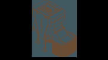 SEPPI M. Stubben- und Wurzelstockfräse