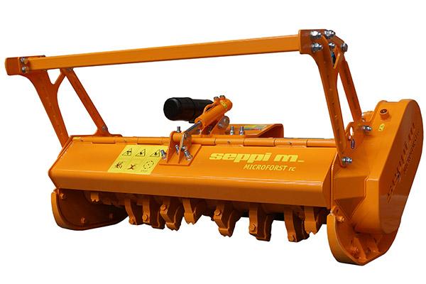 SEPPI M. MICROFORST rc mit mechanischer Drückevorrichtung