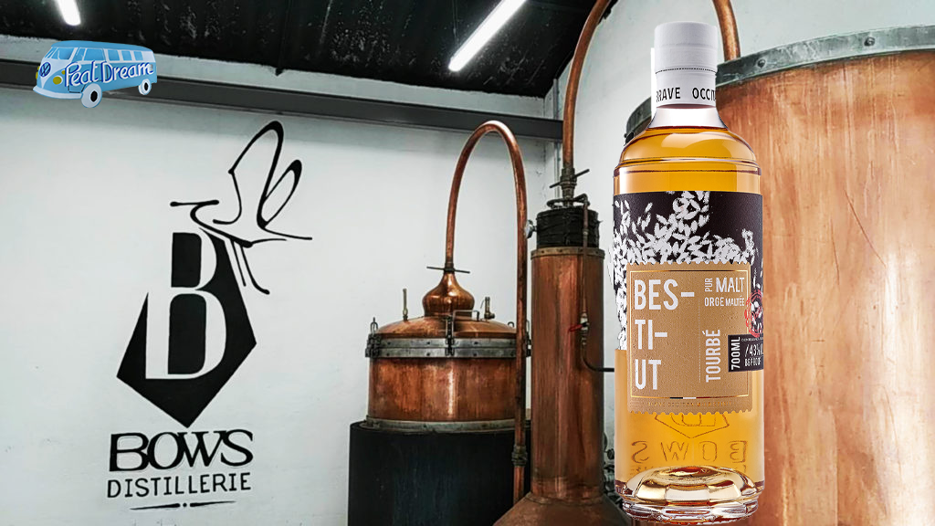 Distillerie BOWS - PUR MALT BESTIUT