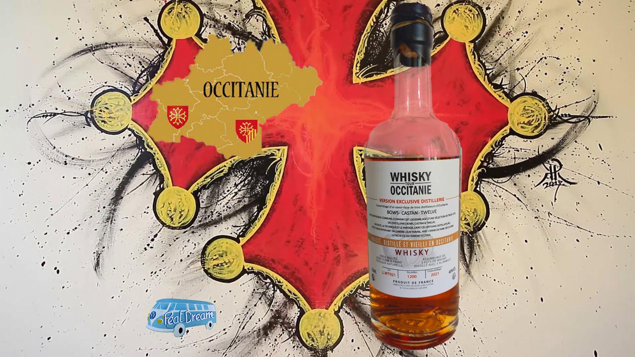 WHISKY TOUR OCCITANIE et Whiskies d'Occitanie