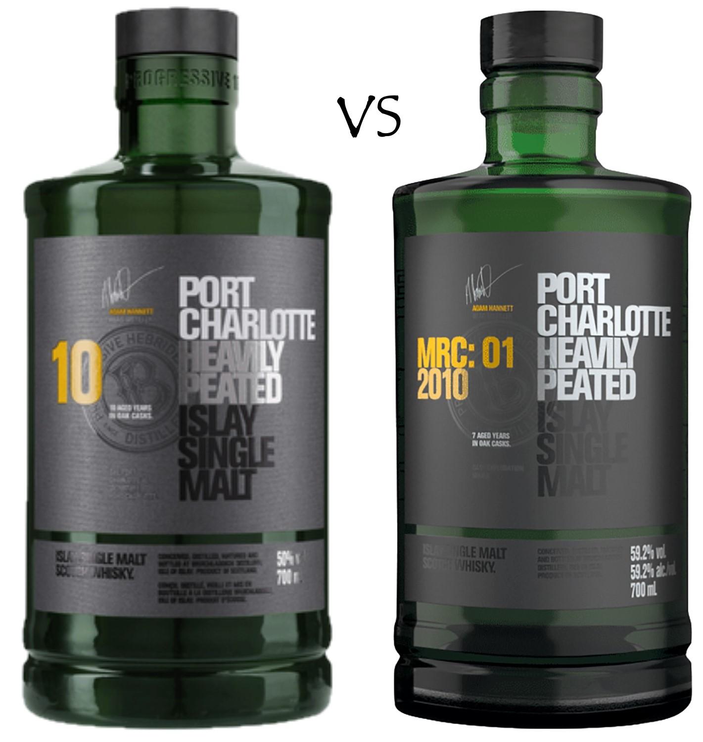 PORT CHARLOTTE PC10 vs MRC:01