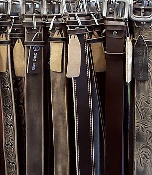 Echte Ledergürtel von Madi-Lederwaren