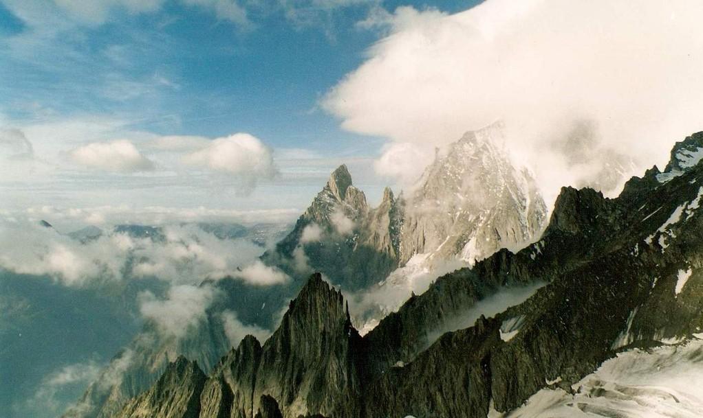 Cresta del Brenva