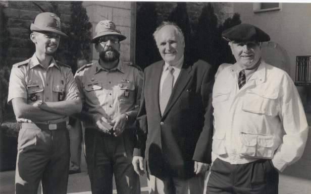 Anciens Combattants 11° B.C.A. 1990