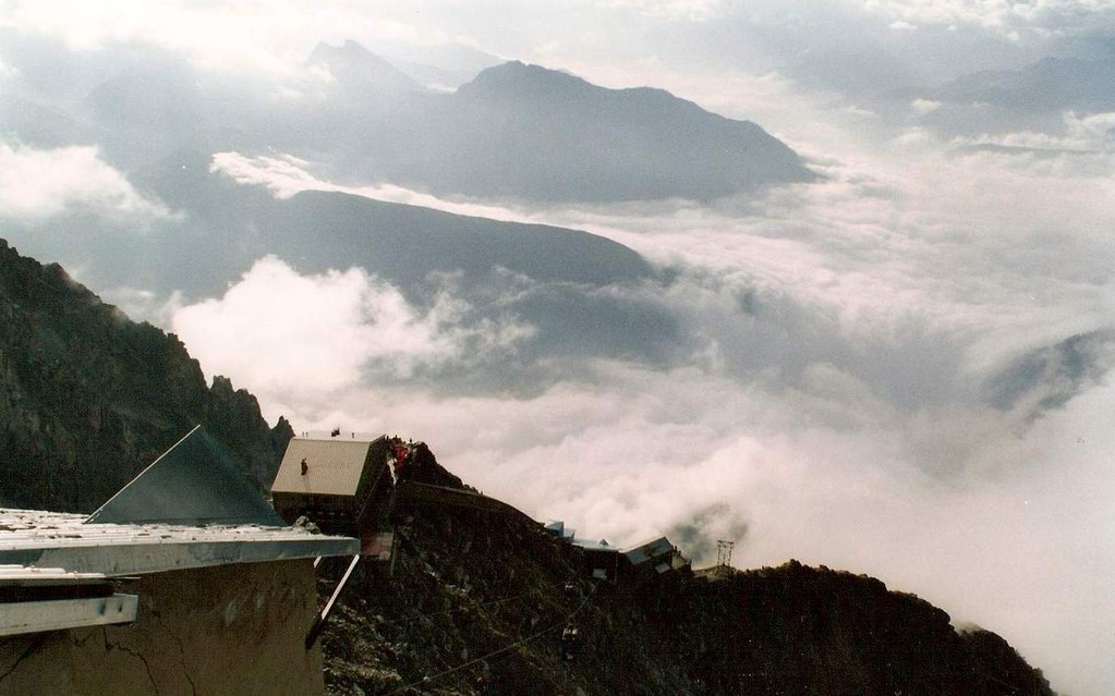 Colle del Gigante 3330 mt. slm - rif. Torino