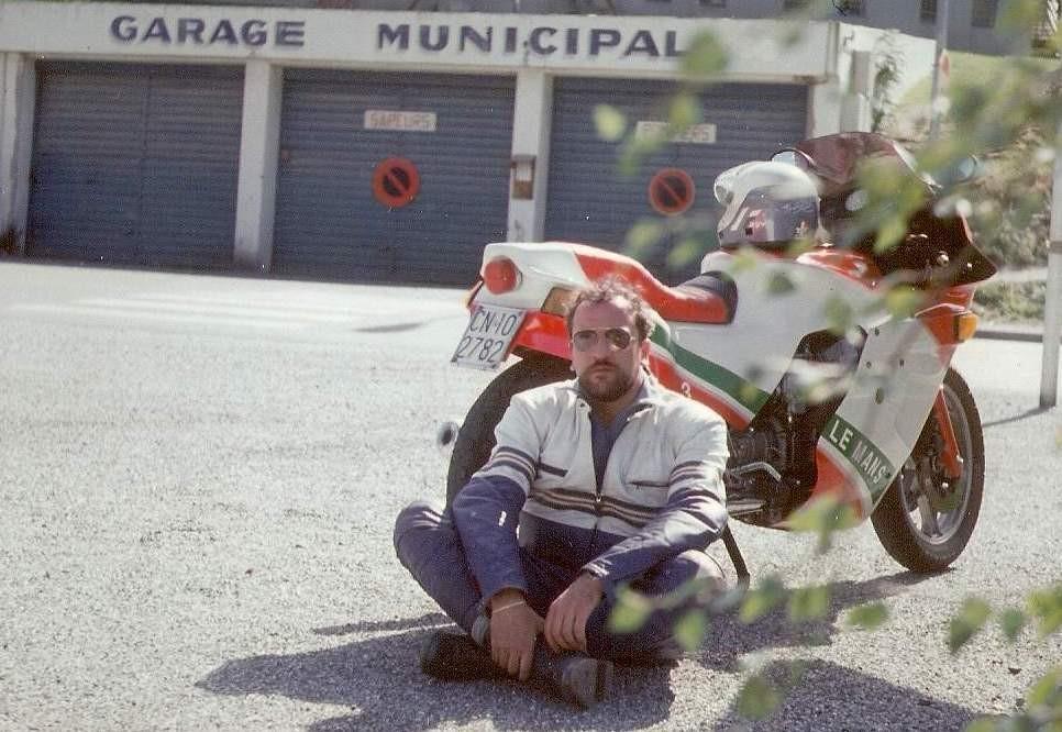 Guzzi 850cc Le Mans  III 1986