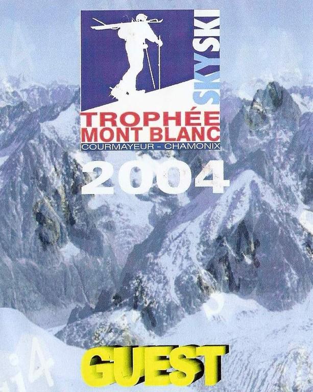 VDA - Courmayeur - Chamonix - Trophèe Mont Blanc