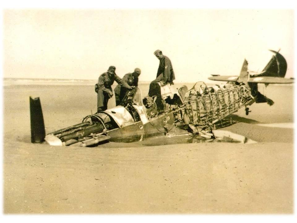 Hurricane - Dunkerque (F) 1940/41- collezzione privata
