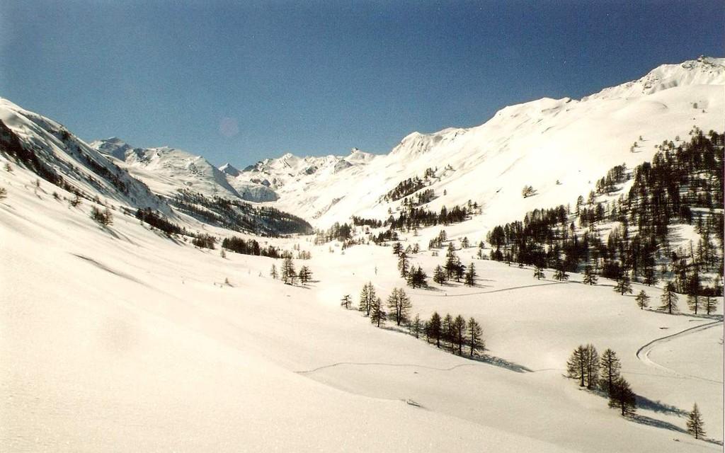 Colle di Larche 1996 mt. slm