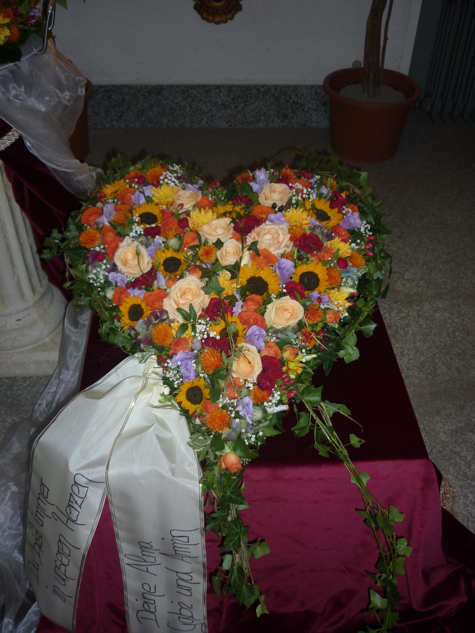 Blumenherz