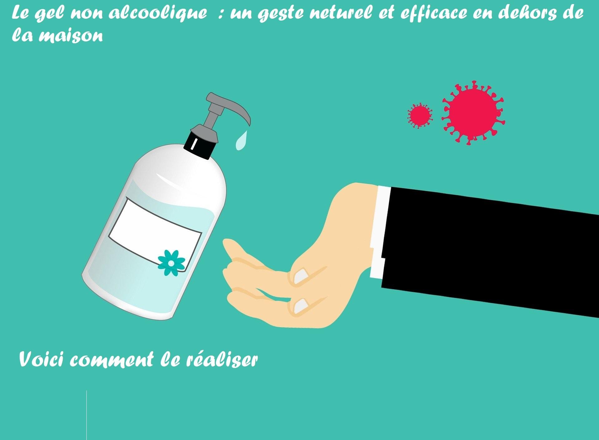 Gel hydroalcoolique Naturel