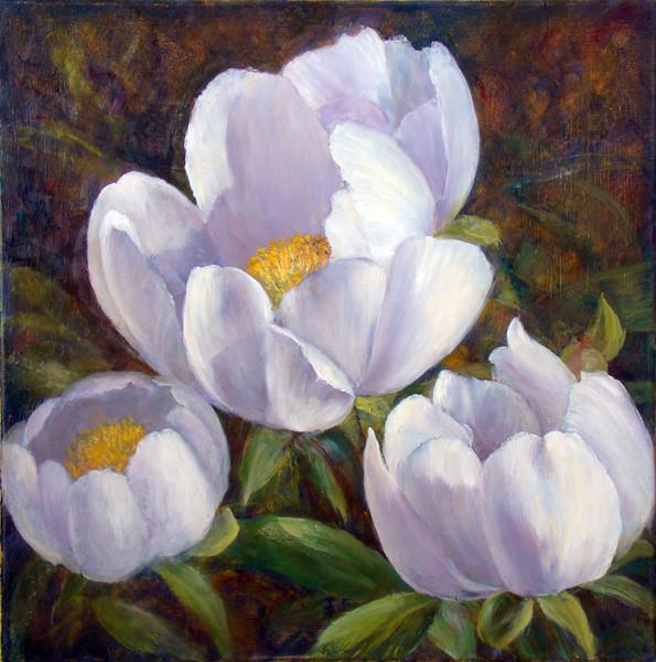 15. Работа над цветами