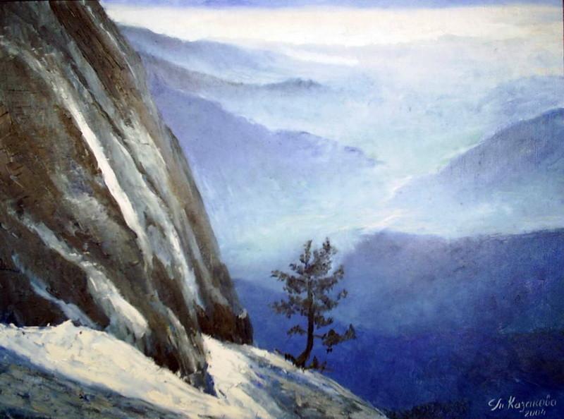 """Татьяна Казакова. """"Патриарх"""", 2004"""