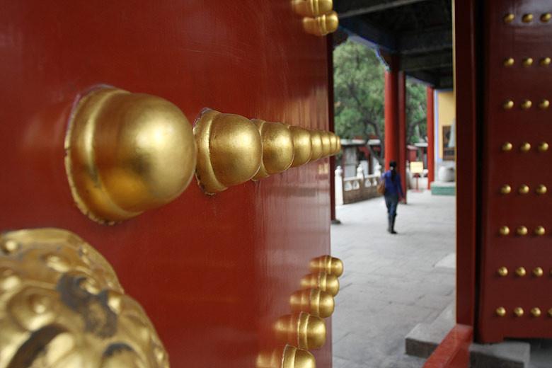 Фрагмент Ворот Великого Успеха