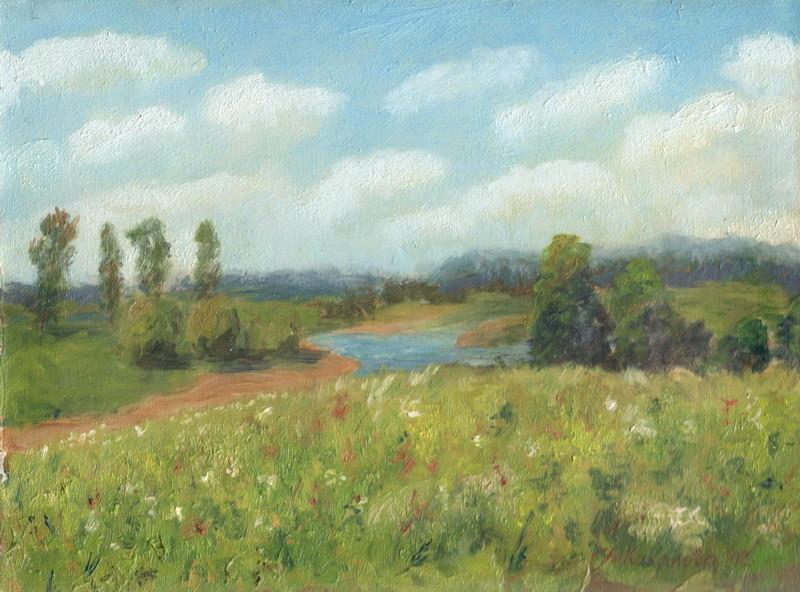 """Татьяна Казакова. """"Даль"""", 2002"""