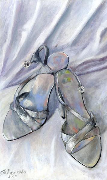 """Татьяна Казакова. """"Туфли для Золушки"""", 2005"""