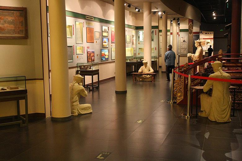 Выставочный зал в Императорской Академии