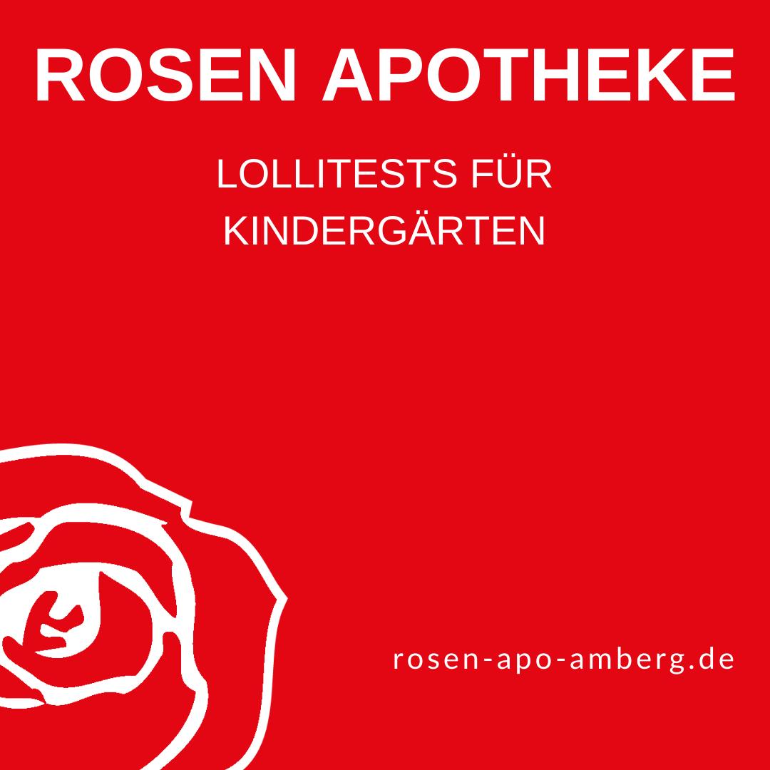 Lollitests für Kindergärten
