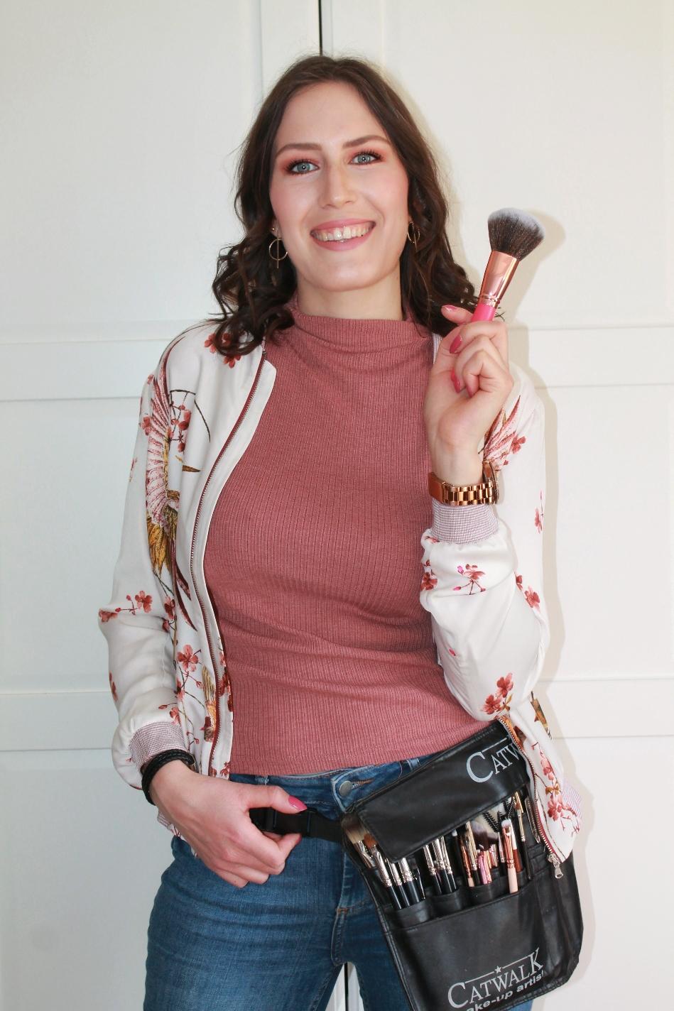 Make-up Artist Jasmin Fürst