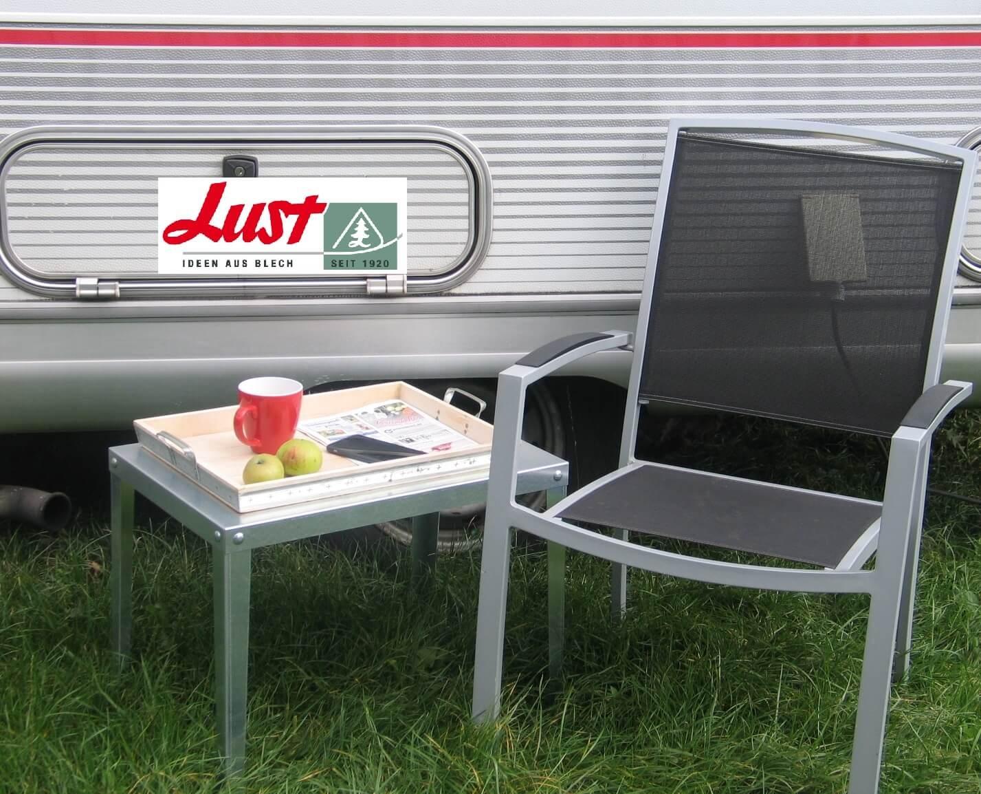 Campingtisch zusammenklappbar
