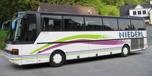 Setra S 250 HD