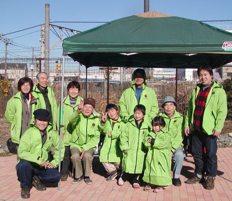 納会での集合写真です(2009年12月19日)