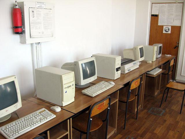 Аудиторія 1407 - Комп'ютерний клас