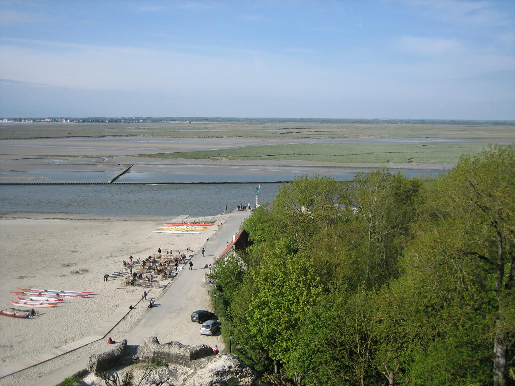 Autre vue de la Baie