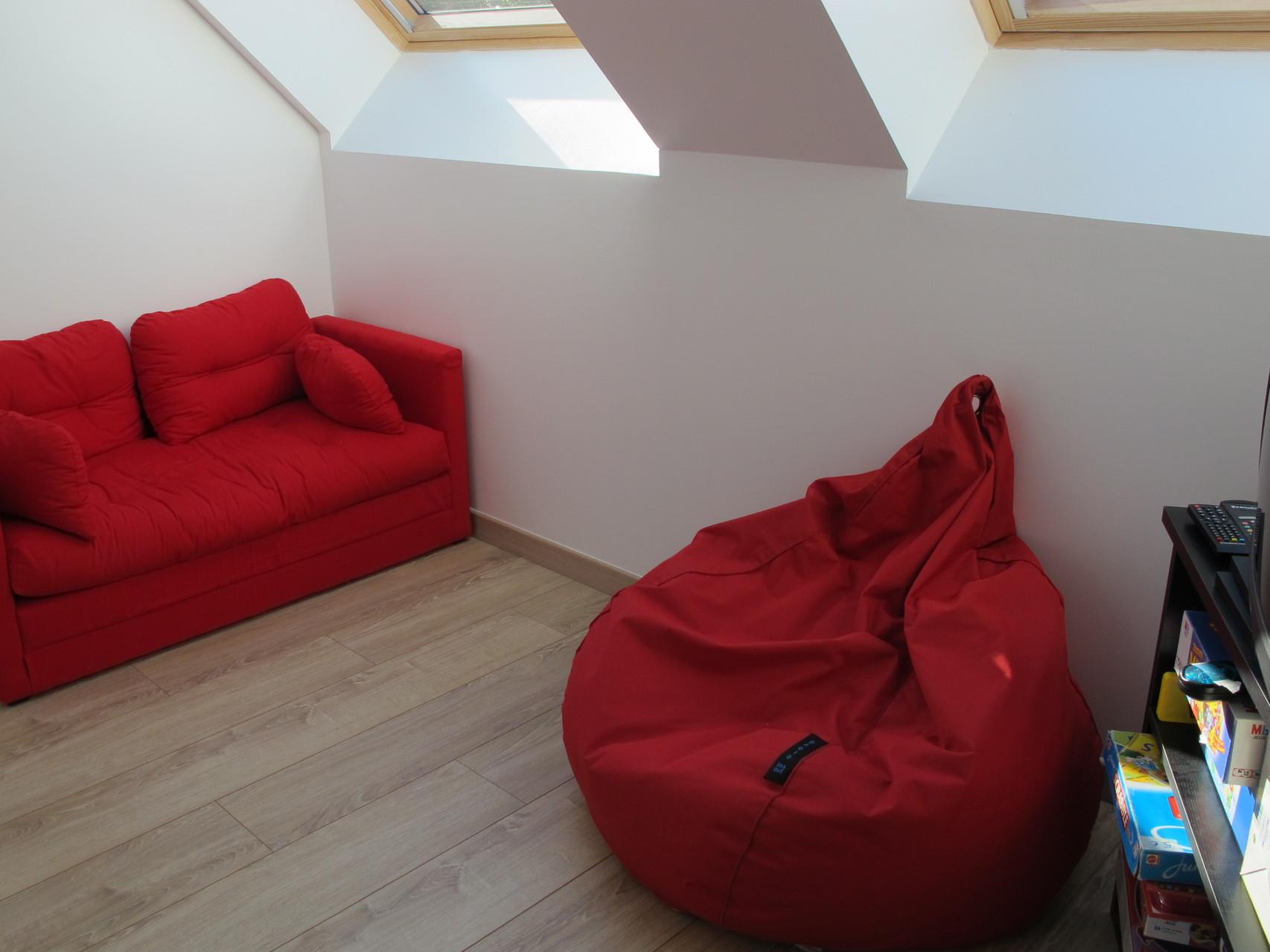 Palier-Bureau & espace loisirs
