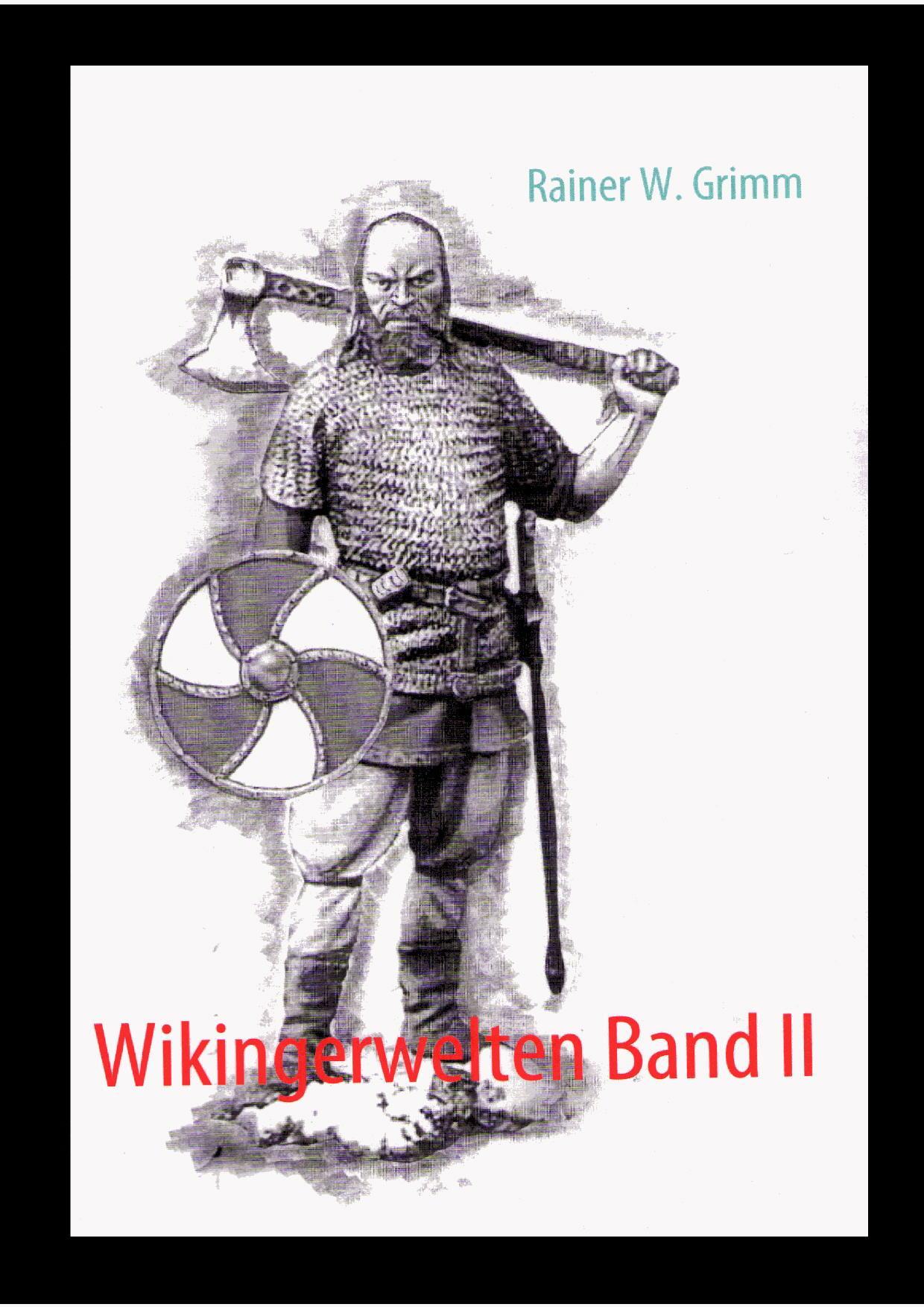 """Viking Worls """"Book two"""" / german"""