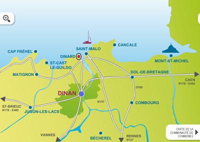 Dinard gardiner home dinard - Office de tourisme de dinard ...