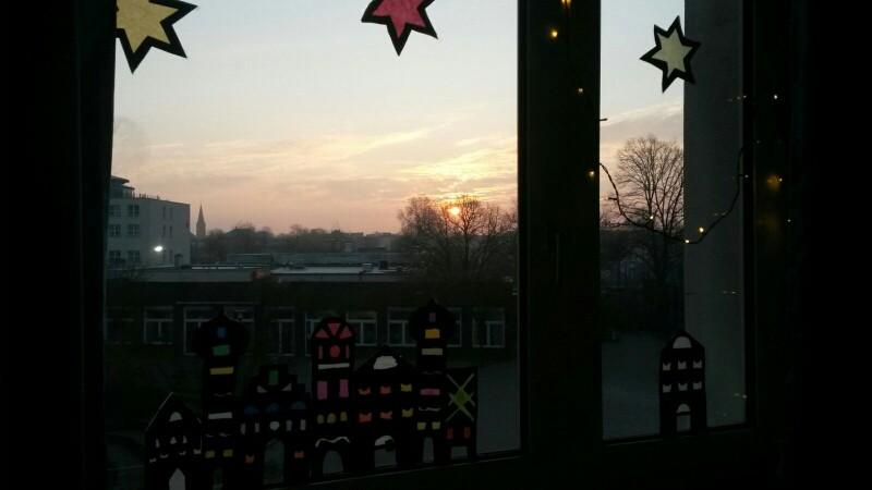 Sonnenaufgang im Morgenland