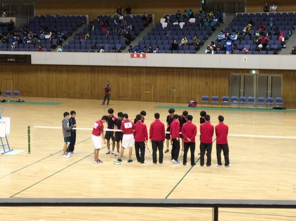 北海道尚志学園ソフトテニス部 北海道選抜予選
