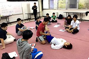 上半身の機能障害に対する基礎コンディショニング&トレーニング