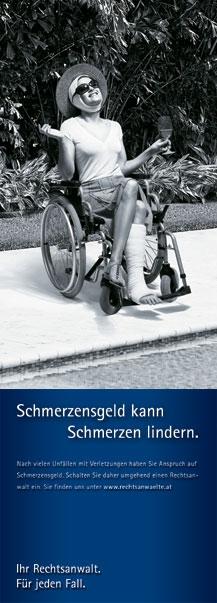 Anwalt Gmunden - Schmerzensgeld kann Schmerzen lindern