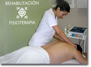 Tratamientos de rehabilitación y fisioterapia en Atarfe