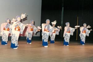 我孫子市舞踊連盟