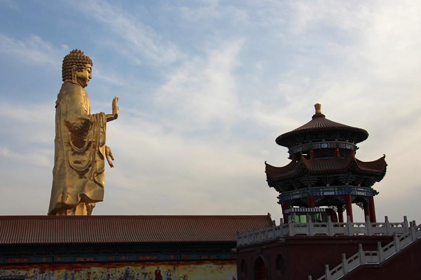 Un nouveau bouddha