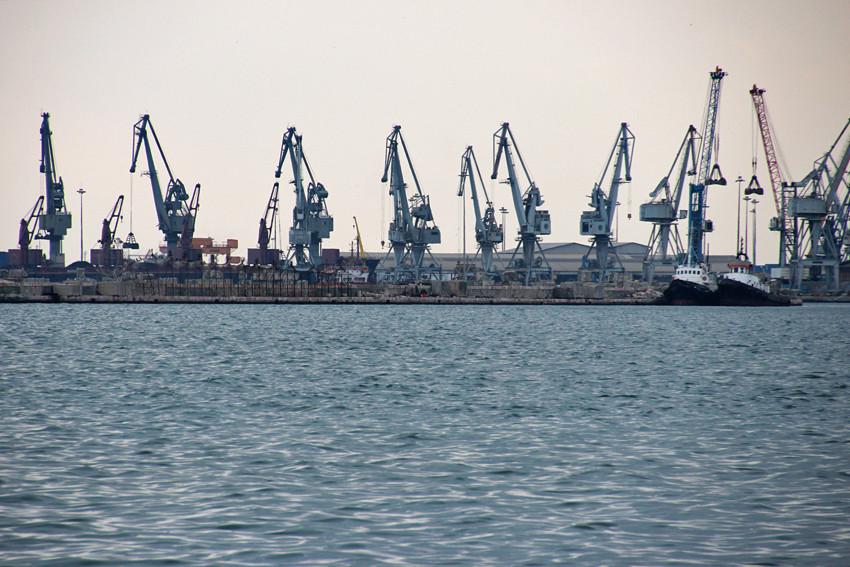 Port de Thessaloniki