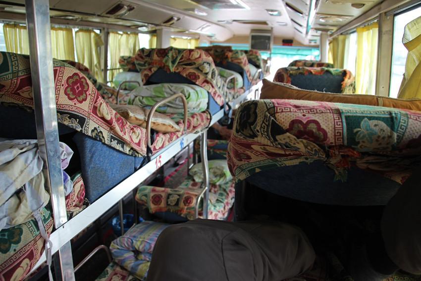 Bus Chinois intérieur