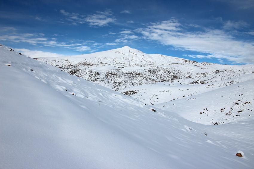 Le sommet, reste encore un peu de temps avant d'y être