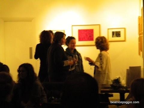 CueB Galley, London, 2009