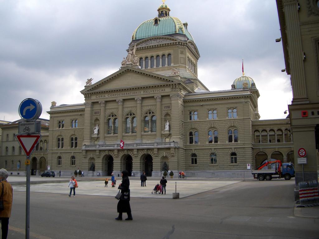 Die Renovation des Parlamentsgebäudes hat sich gelohnt.