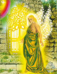 Engel Erzengel Raphael