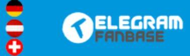 Telegram Fanbase Logo