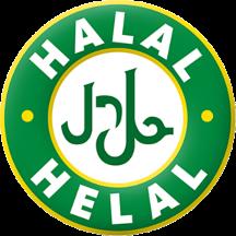 halal helal Logo